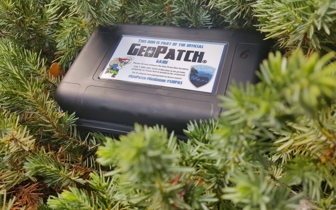 GeoPatches Have Shipped!