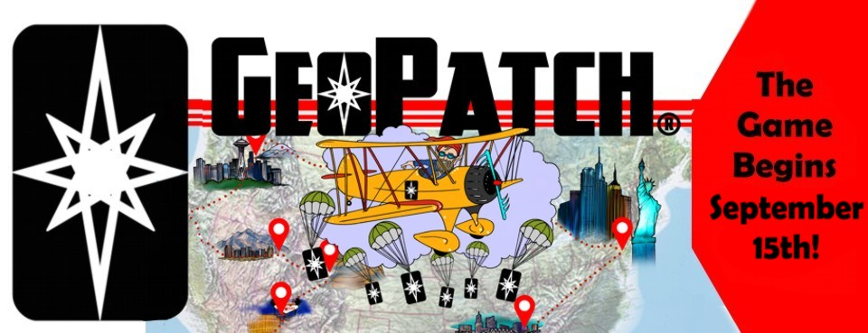 GeoPatch® Goes Live Sept 15th!